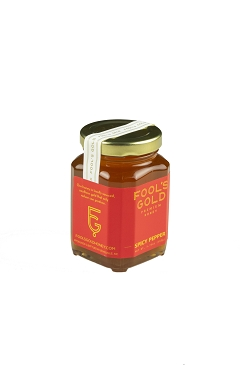 5.75oz Spicy Pepper Infused Honey Wholesale